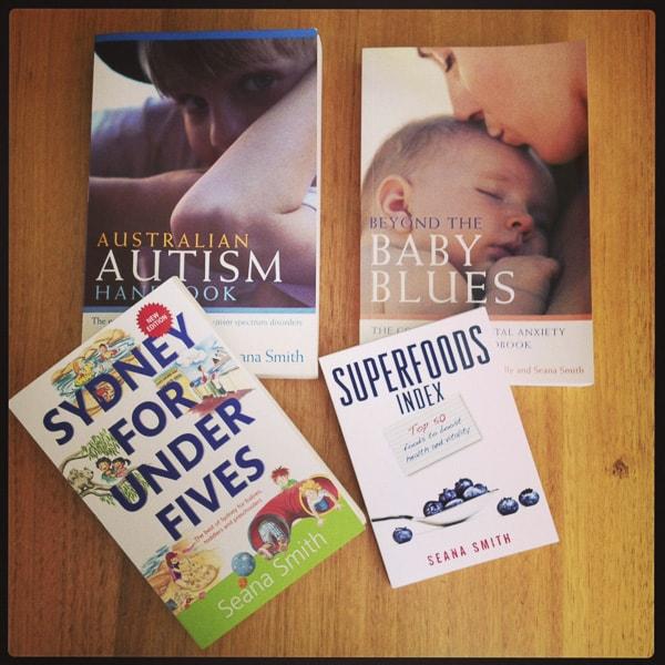 My four books