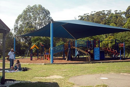 buffalo creek reserve playground