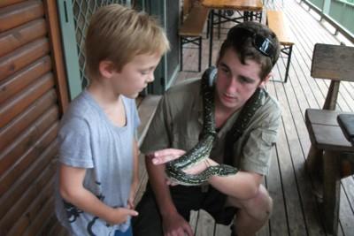 australia walkabout wildlife park
