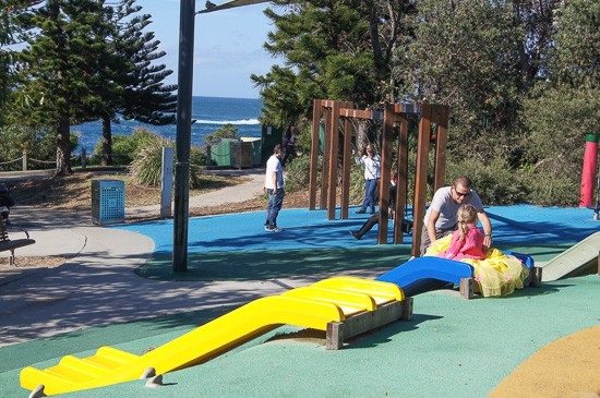 Grant reserve Coogee playground