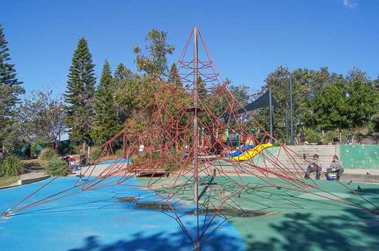 Grant Reserve Playground Coogee