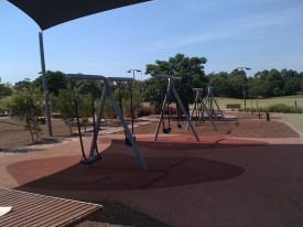 sydney park playground cafe