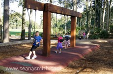 Willoughby Park playground sydney