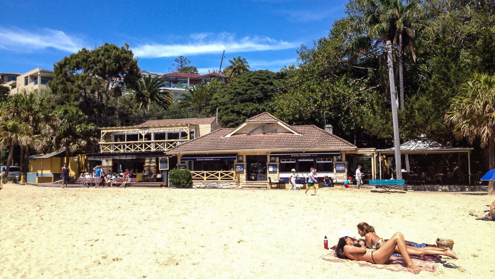 Shelly Beach Manly  This Is Le Kiosk