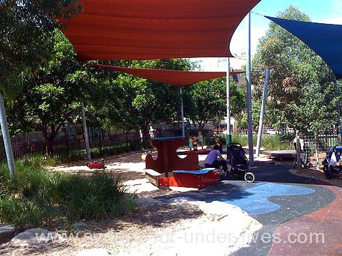 camperdown memorial rest playground