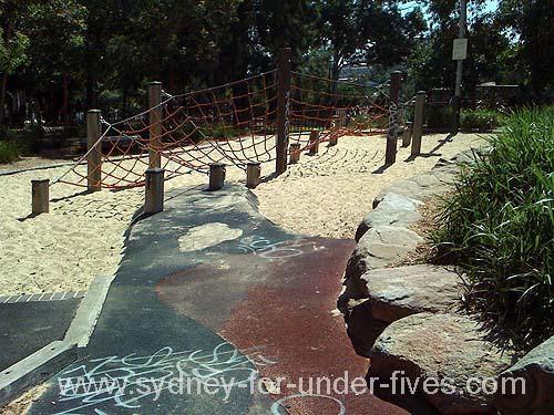 camperdown memorial rest playground