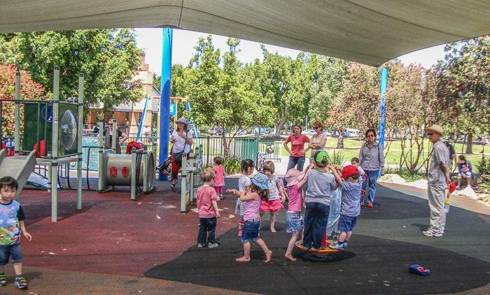 Sydneys Best Playgrounds