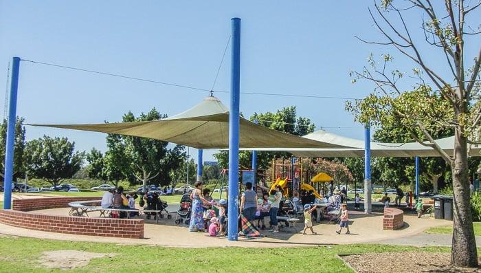 Bicentennial Park Playground Sydney Olympic