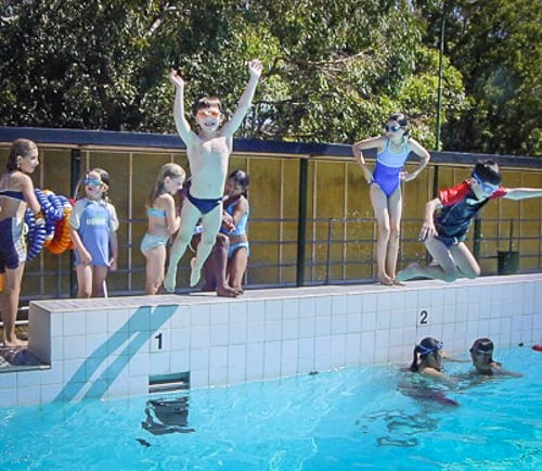 Lane Cove Aquatic Centre Sydney