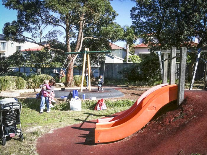 Northbridhe park sydney playground