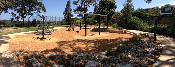 northbridge park playground
