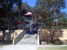 Putney Park playground sydney water play