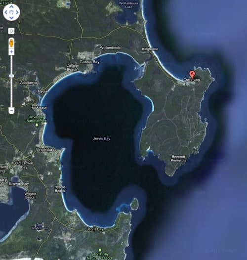 Family Fun at Jervis Bay – The Wreck Walk from Abraham's Bosom, Currarong
