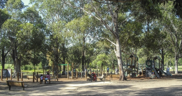 Parramatta Park Playgrounds1