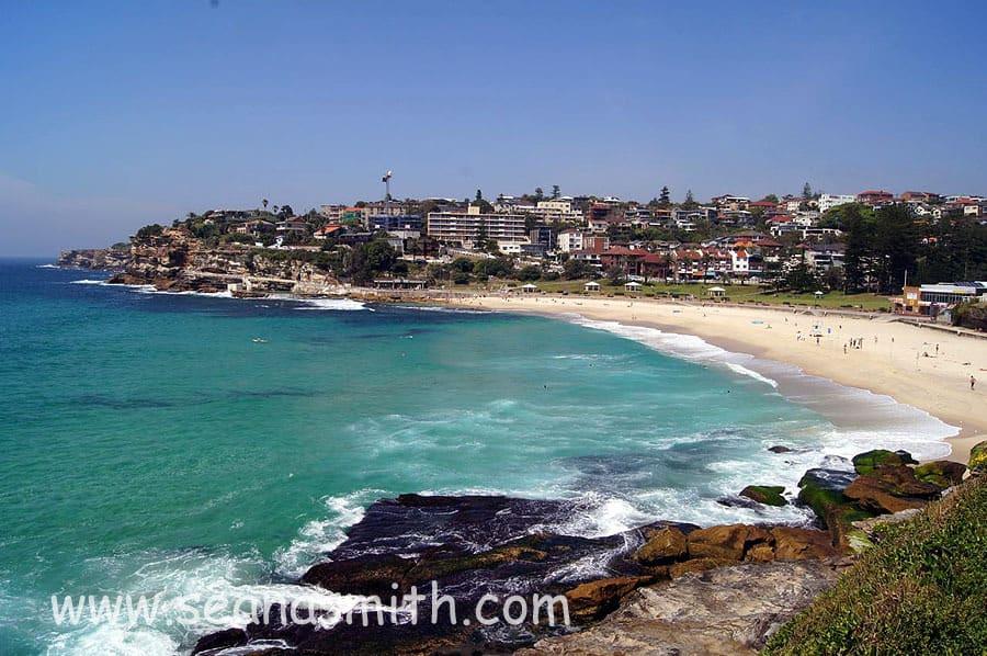 Bronte Beach in Sydney's Eastern Suburbs