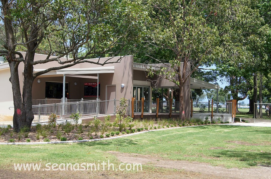 Cafe at Speers Point