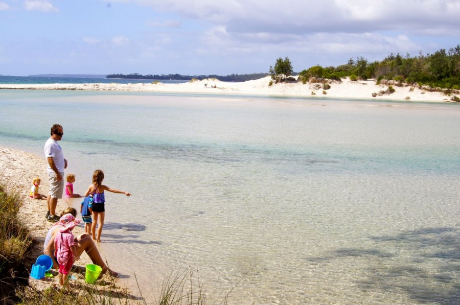 things to do in Jervis Bay with kids