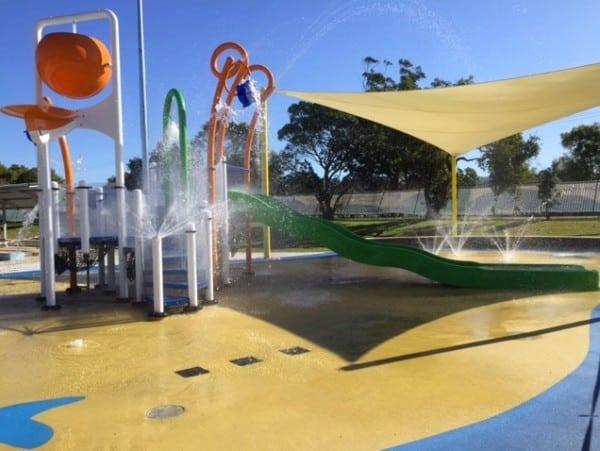 Nowra Aquatic park