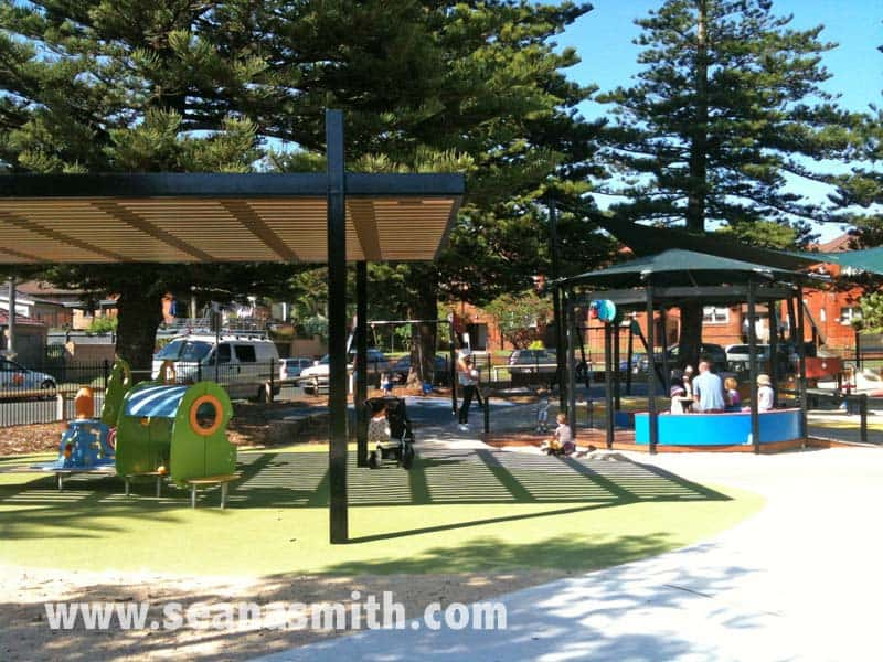 Lagoon Park Playground, Manly