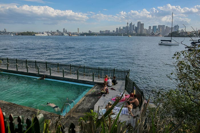 MacCallum Pool, Cremorne Point: Sydney