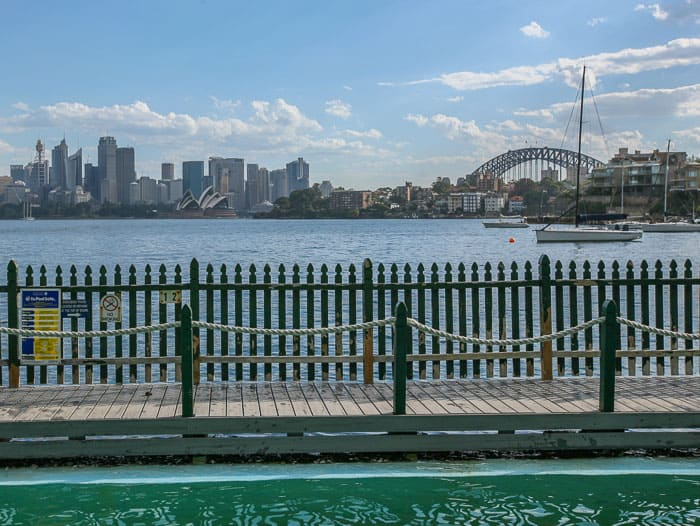 MacCallum Pool, Cremorne Point: Sydney Harbour Pools