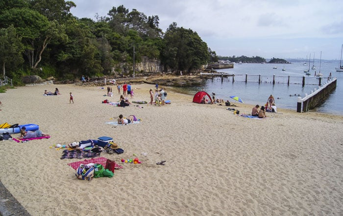 Little Manly Cove Sydney