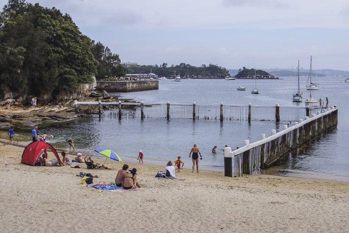 Little Manly Cove Sydney best beaches babies