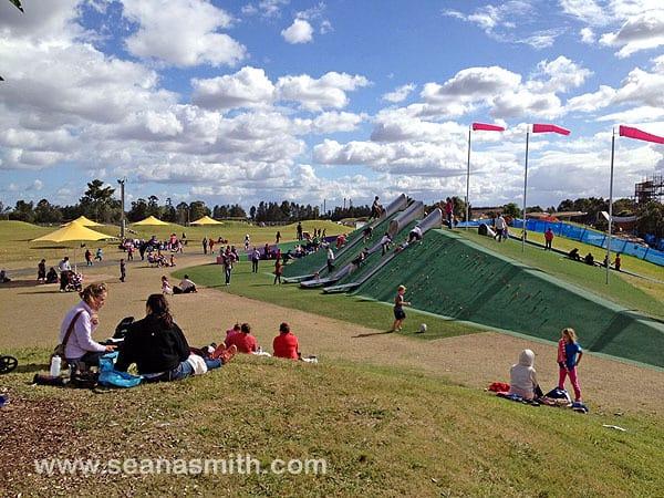 Blaxland Riverside Park Playground 1