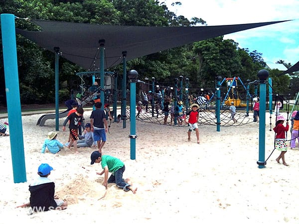 Clifton Gardens playground