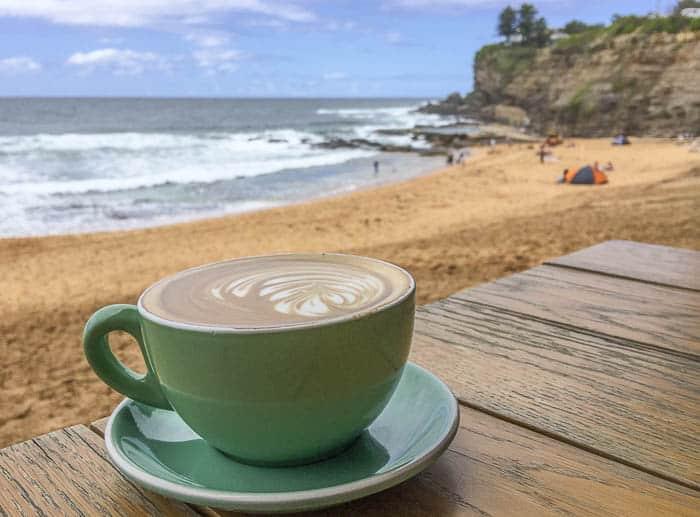 avalon cafe beach house