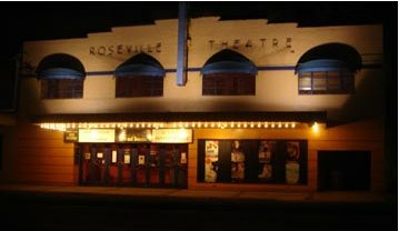 Roseville cinema baby kids