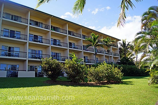 Outrigger On The Lagoon main building