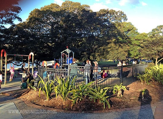 WS playground