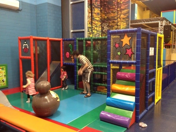 wannabees soft play