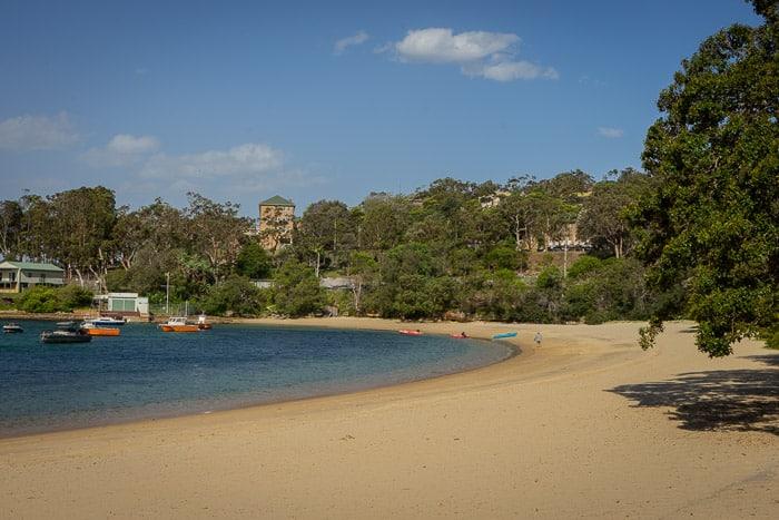 Balmoral beach playground