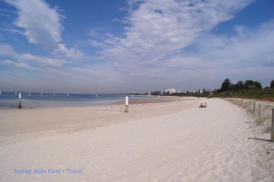 Kyeemagh beach