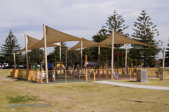 Kyeemagh beach Sydney's best playgrounds parramatta