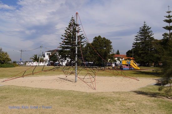Kyeemagh beach playground