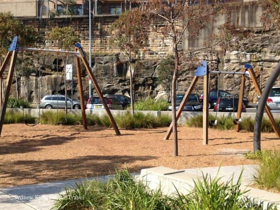 Pirrama Park playground pyrmont
