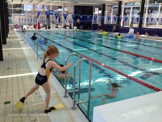 North Sydney Pool Sydneys Most Family Friendly Swimming Pools