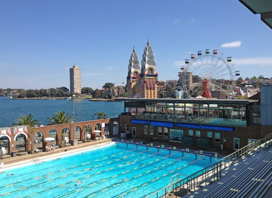 Pool Luna Park