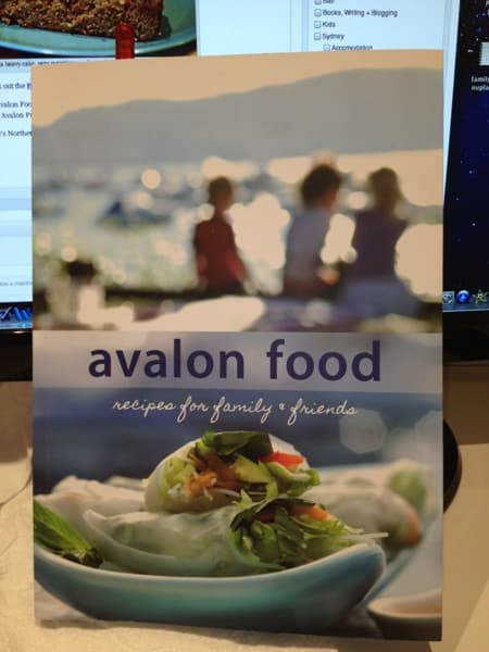 avalon food cookbook