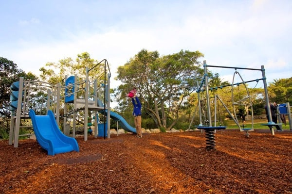 Cremorne Point Playground