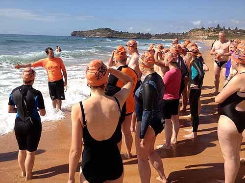 ocean swim Can Too Mona Vale