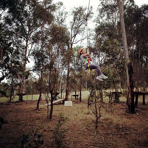 Treetops Adventure Park Sydney