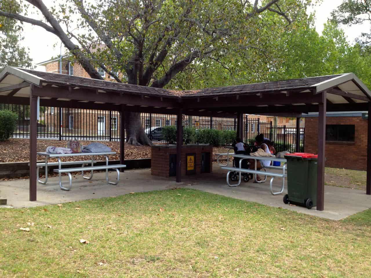 Parramatta Swimming Centre BBQ