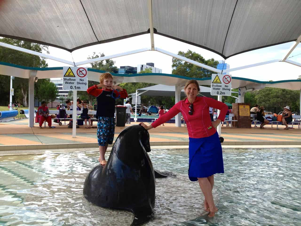 Parramatta Swim Centre