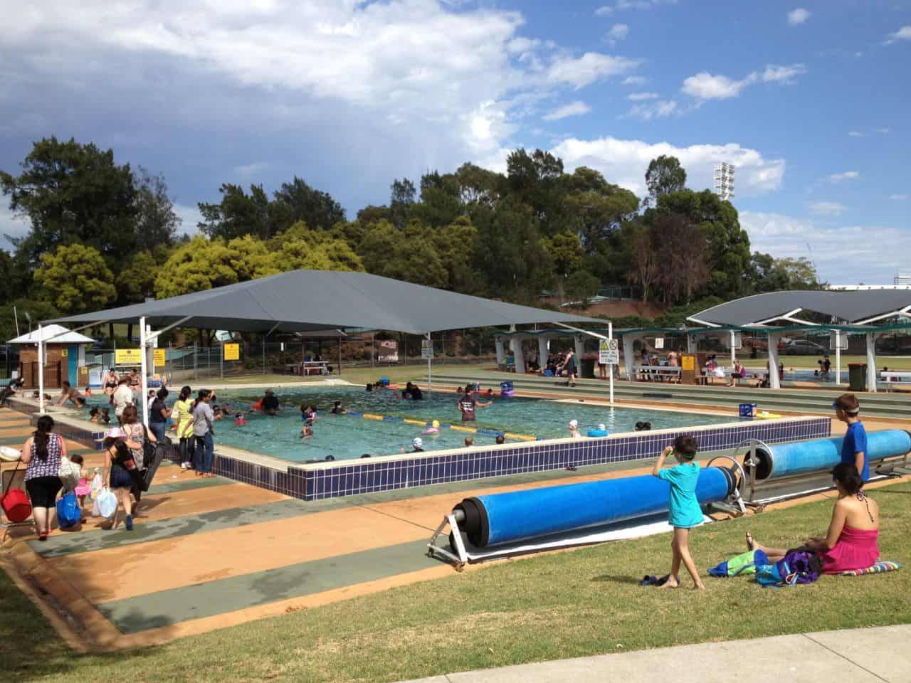 parramatta swimming pool