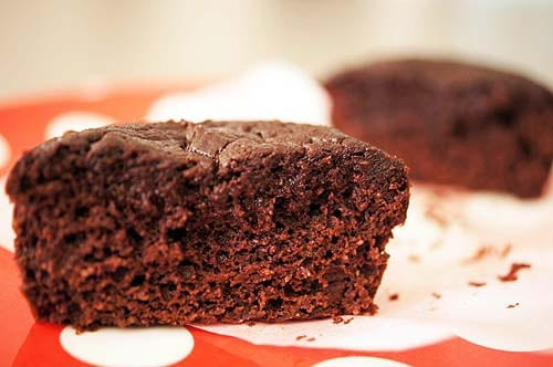super healthy chocolate cake