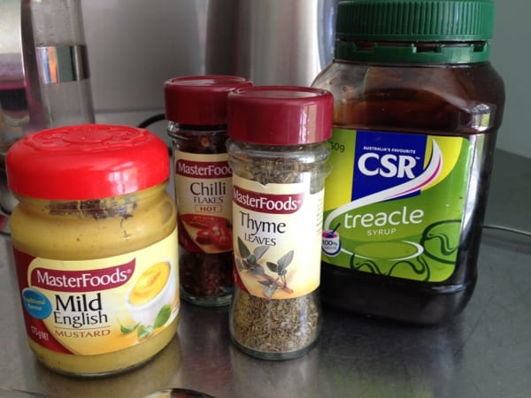 herbs for bean stew